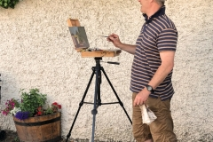 en-plein-air-2018-landscape-grangecon-wicklow-11-kevin-mcsherry Morning and evening art classes in Dublin