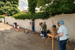 en-plein-air-2018-landscape-grangecon-wicklow-8-kevin-mcsherry Morning and evening art classes in Dublin