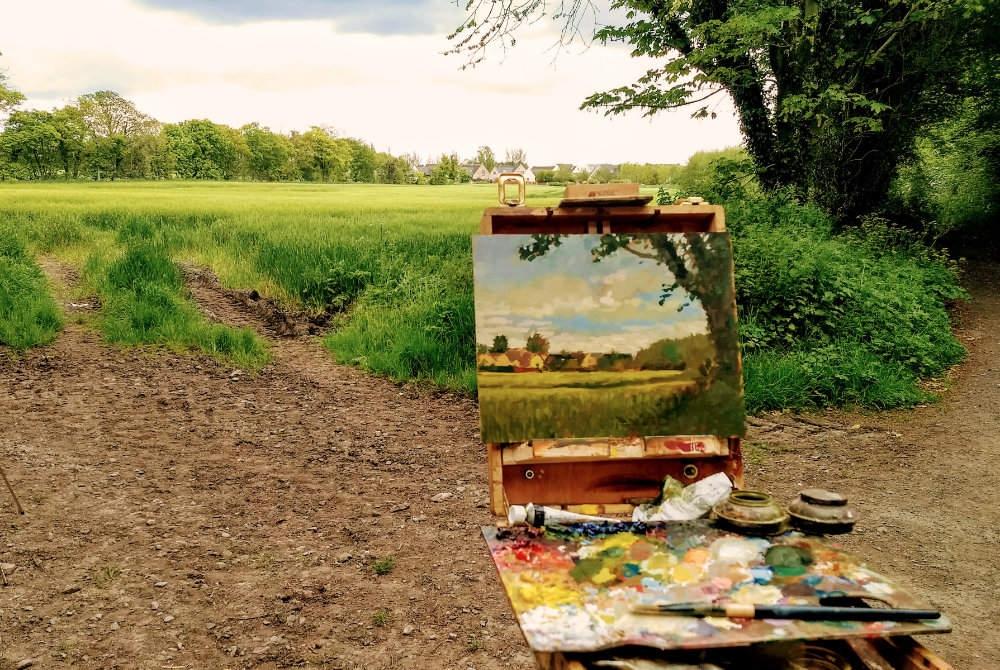 2019-painting-holiday-an-grianan-Kevin-mcsherry-art-class-dublin-beginners-oils-