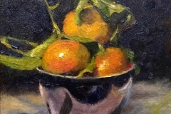 180222 Bowl of Clementines photo Morning and evening art classes in Dublin