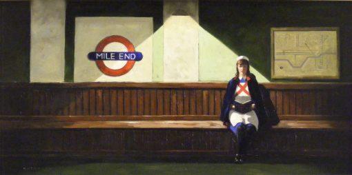 080422b Love at the Endings. Kevin McSherry Illustration affordable open edition print McSherryStudio.com