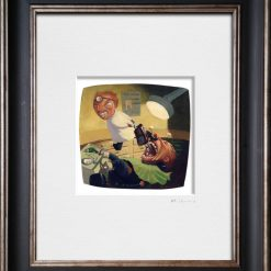 080627_27 Dental Extraction. Kevin McSherry Illustration affordable open edition print McSherryStudio.com