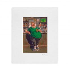 121003_31 Pub Shamen. Kevin McSherry Illustration affordable open edition print McSherryStudio.com