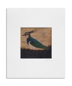 151103a_35 Far From the Nest (Lapwing). Kevin McSherry Illustration affordable open edition print McSherryStudio.com