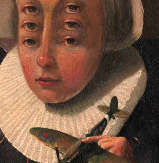 170211_36 Geertruyd van Nijmegen. Kevin McSherry Illustration affordable open edition print McSherryStudio.com