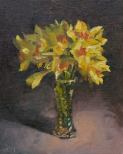 190314-kevin-mcsherry-still-life-daffodils-flowers-setup-mcsherrystudio.com-art-classes-dublin