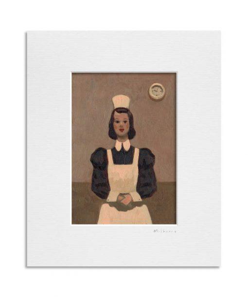200131_38 Five Past Three. Kevin McSherry Illustration affordable open edition print McSherryStudio.com
