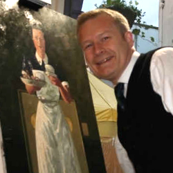 Icon Kevin McSherry Teaches Art in Dublin