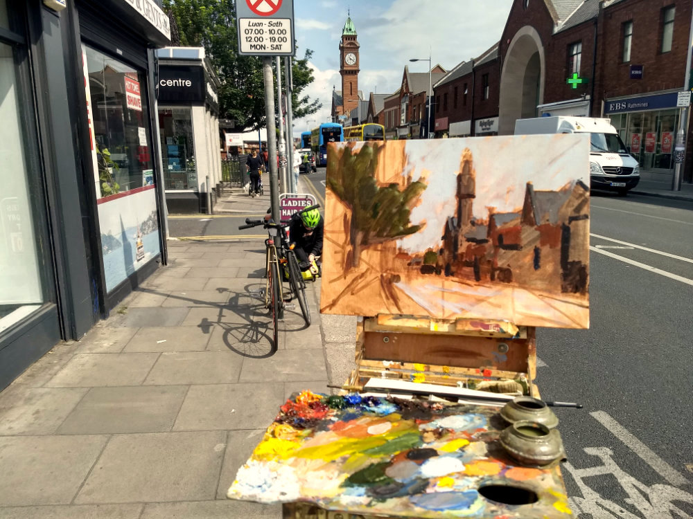 kevin-mcsherry-pleinair-rathmines-landscapes-ireland-oils-wet-into-wet-painting-mcsherrystudio.com-art-classes-dublin-2