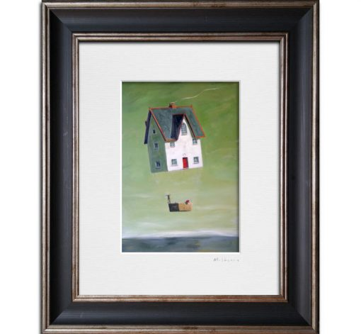 050825 Dream House Kevin McSherry Open Edition Print