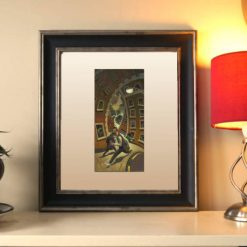 170911 The City. Kevin McSherry Illustration affordable open edition print McSherryStudio.com