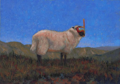 201007 Connemara Dan. Kevin McSherry Illustration affordable open edition print McSherryStudio.com