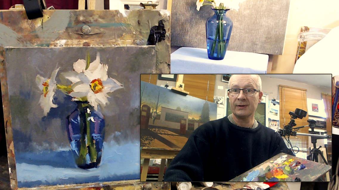 McSherryStudio Virtual online Art Class